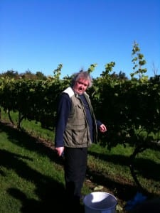 Iain from Oatley Vineyard