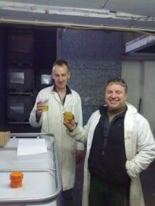 Orchard Pig Cider Tasting