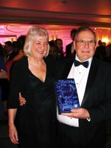 Chris and Kay Cider Winners