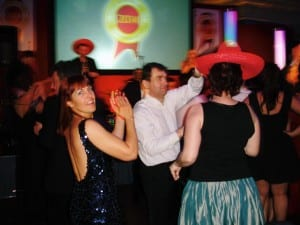 Dancing Karen awards