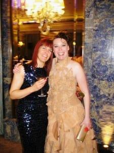Rosie and Kelli awards