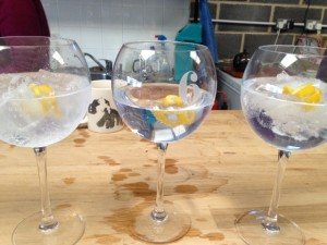 3 gins