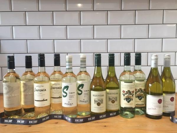 Wine Rack Filler White Case (12 Bottles)