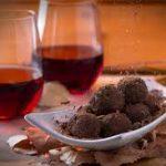 choc and wine