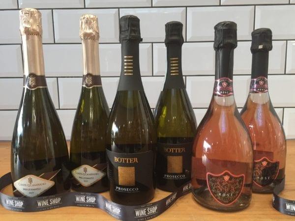 Italian Sparkling Wine Case (6 Bottle)