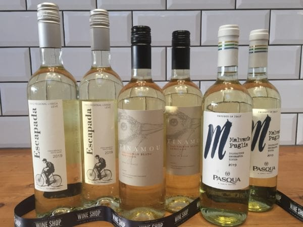 Autumn White Wine Case (6 Bottles)