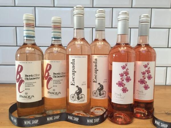 Delicate Rose Wine Case (6 Bottles)