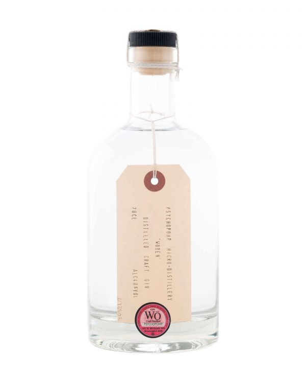 Psychopomp Woden Gin 40% Vol - 70cl, Bottle