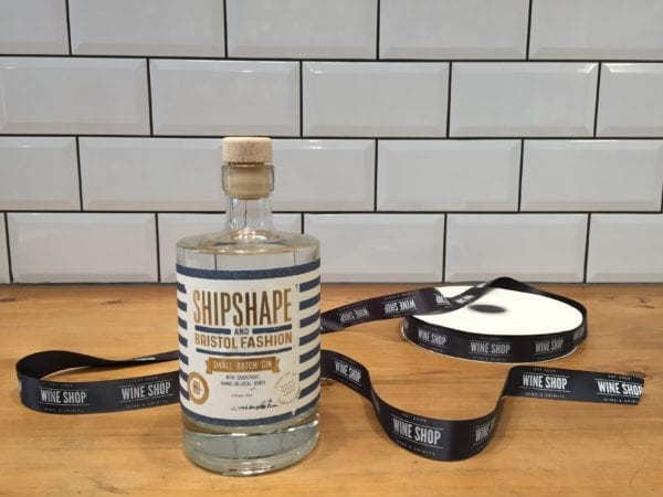 Shipshape and Bristol Fashion Gin