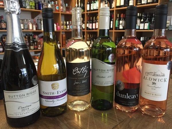 English Wine & Fizz Case (6 Bottle)