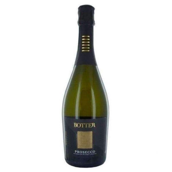Botter Prosecco, DOC Spumante 11% - 75cl (6 Bottles)