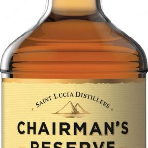 Chairman's Reserve Finest St Lucia Rum 40% - 70cl
