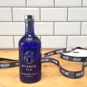6 Oclock Gin 35cl