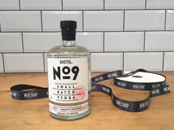 Distil. No9 Small Batch Vodka