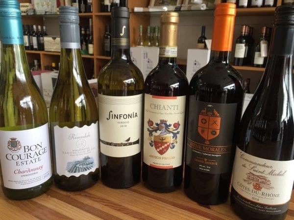 Not Just for Vegans Wine Case (6 Bottles)