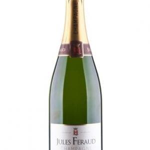 Jule Feraud Champagne Brut Reserve Half Bottle 12.5% - 37.5cl