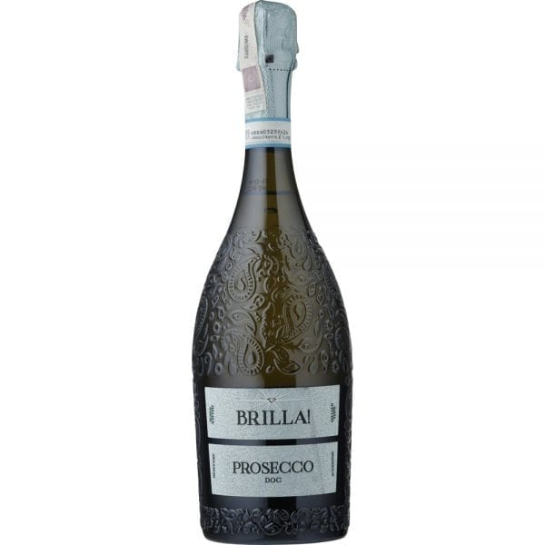 Brilla Prosecco DOC 11% - 75cl (6 Bottles)