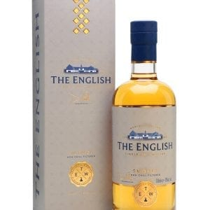 The English Smokey Single Malt Whisky 43% Vol - 70cl