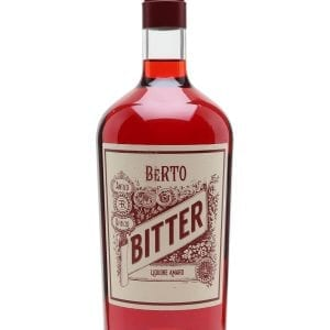 Bitter 'Berto' 25% Vol – 100cl