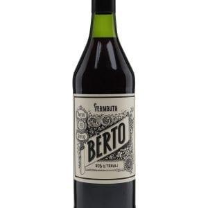 Berto Vermouth Rosso 17% Vol - 100cl