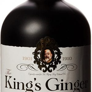 The King's Ginger Liqueurs 41% ABV - 50cl