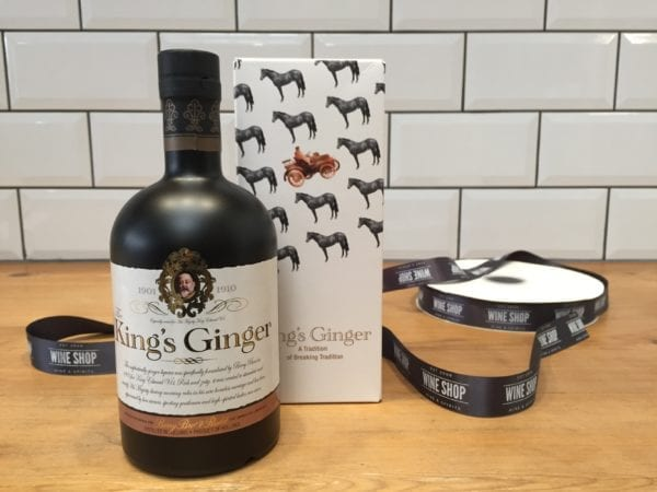The Kings Ginger Liqueurs