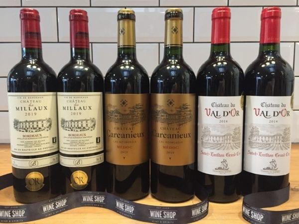 Bordeaux Wine Case (6 Bottle)