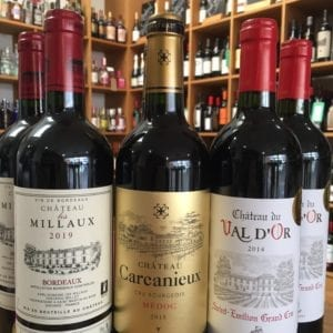 Bordeaux Wine Case (6 Bottle)