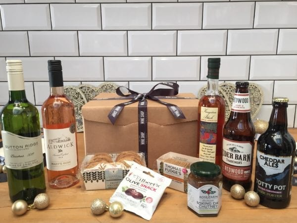 Taste of Somerset Hamper