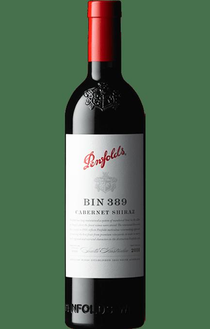 Penfolds Bin 389, Cabernet Sauvignon Shiraz 2018