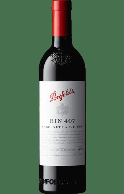 Penfolds Bin 407, 2018