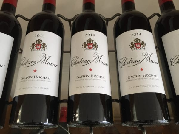 Chateau Musar 2014