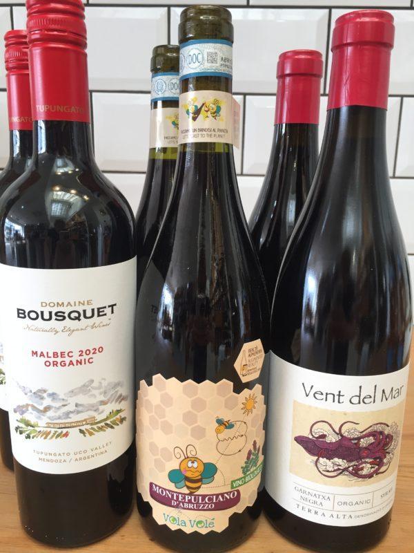 Organic Red Wine Case (6 Bottle)
