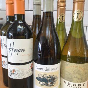 Organic White Wine Case (6 Bottle)